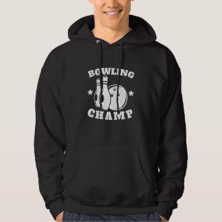 Bowling Champ Hoodie