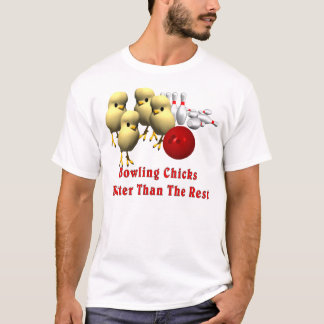 Bowling Chicks T-Shirt