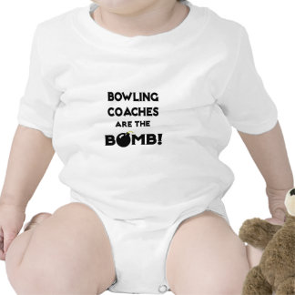 Bowling Coaches Are The Bomb! T Shirt