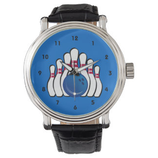 Bowling Design Watch