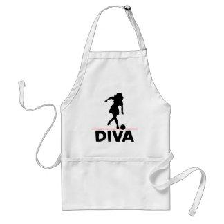 Bowling Diva Aprons