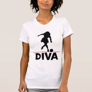 Bowling Diva Shirts