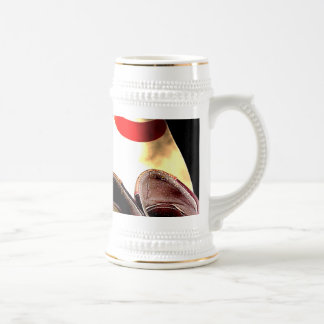 Bowling Gear Grunge Style Coffee Mug