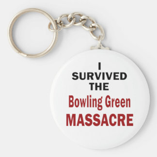 Bowling Green Massacre Survivor Key Ring