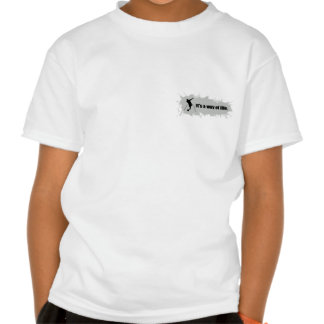 Bowling Is a Way of Life T-shirt