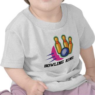 Bowling King T-shirts