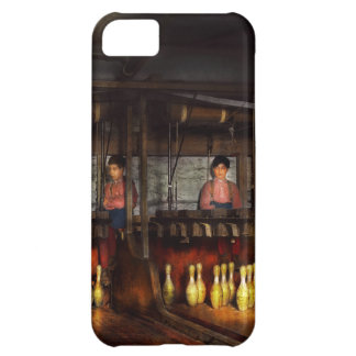 Bowling - Life in the gutter 1910 iPhone 5C Case