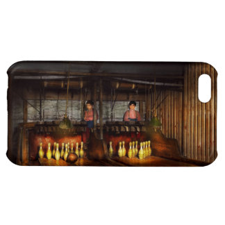 Bowling - Life in the gutter 1910 iPhone 5C Cover