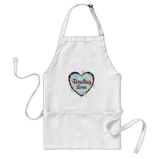 Bowling Lover Apron