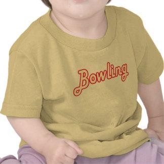Bowling retro tshirts