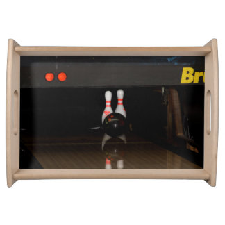 Bowling Serving Tray