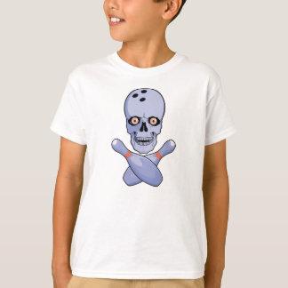 Bowling Skull T-Shirt
