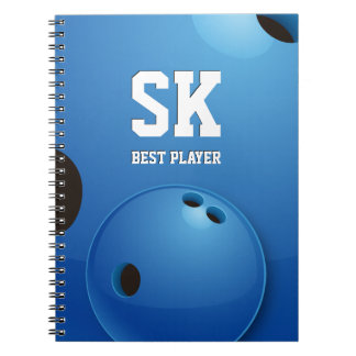 Bowling | Sport Gifts Notebook