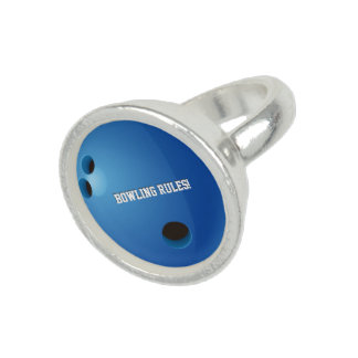 Bowling | Sport Gifts Ring