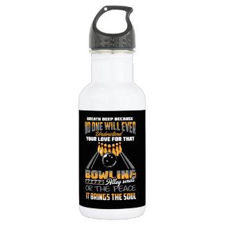 Bowling Sport Hobby 532 Ml Water Bottle