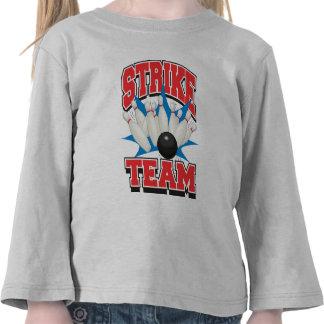 Bowling Strike Team Tshirts