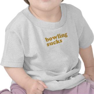 Bowling Sucks Bowl Team League Club Funny Geek Ner Tees