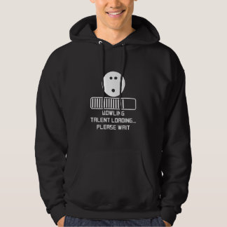 Bowling Talent Loading Hoodie