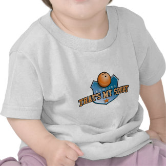 bowling - that's my sport t shirts