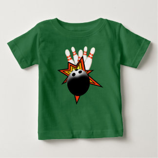 Bowling Toddler T-shirt