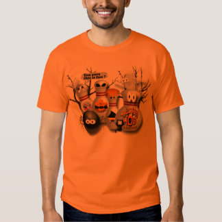 Bowling Trick or Treaters T Shirts
