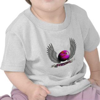 Bowling wings B T-shirt
