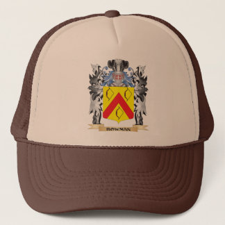 Bowman Coat of Arms - Family Crest Trucker Hat
