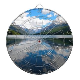 Bowman Lake Dartboard