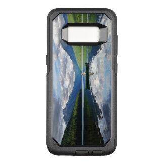 Bowman Lake - Glacier National Park Montana OtterBox Commuter Samsung Galaxy S8 Case