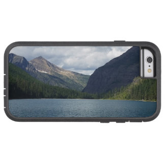 Bowman Lake - Glacier National Park Montana Tough Xtreme iPhone 6 Case
