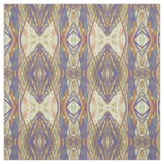 Bows & Ornaments Fabric-Blue/White/Pink/Peach Fabric