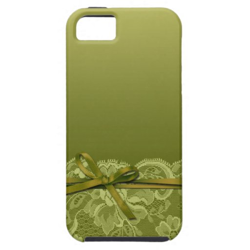 Bows Ribbon & Lace   grass iPhone 5 Cases