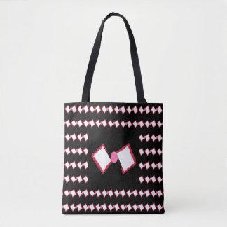 Bowtie Affair Tote Bag
