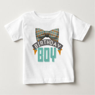 Bowtie Birthday Boy Tshirt