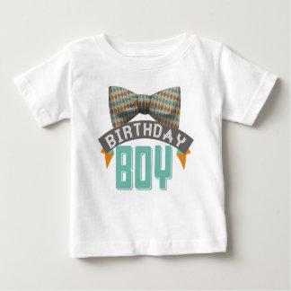Bowtie Birthday Boy Tshirt