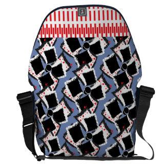 Bowtie Finie Messenger Bag