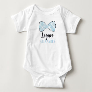 Bowtie Southern Baby Shower Gift Baby Bodysuit