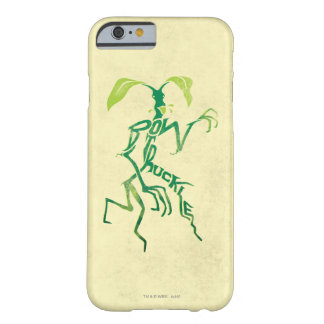 Bowtruckle Typography Graphic Barely There iPhone 6 Case