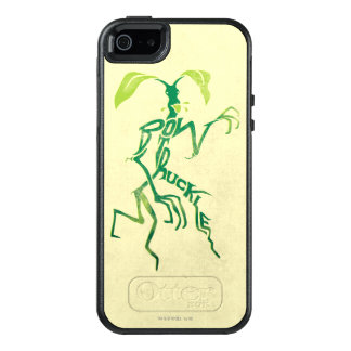 Bowtruckle Typography Graphic OtterBox iPhone 5/5s/SE Case