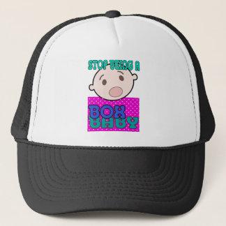 BOX BABY TRUCKER HAT