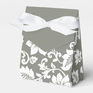 Box Details Elegant for FLORAL Gift Wedding Favour Boxes