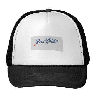 Box Elder South Dakota SD Shirt Mesh Hat