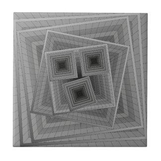 Box in Box... Ceramic Tile