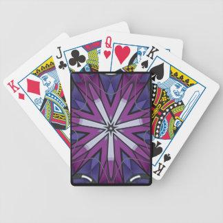 Box Kite Kaleidoscope Playing Cards