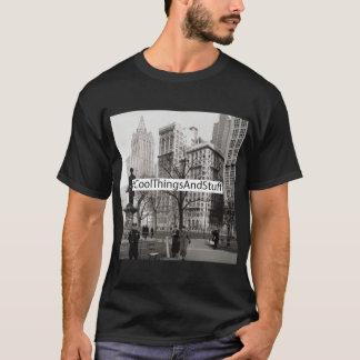 Box Logo: NYSOM Madison Square. T-Shirt