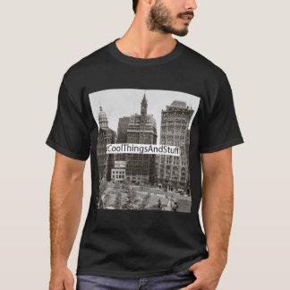 Box Logo: NYSOM Park Row T-Shirt