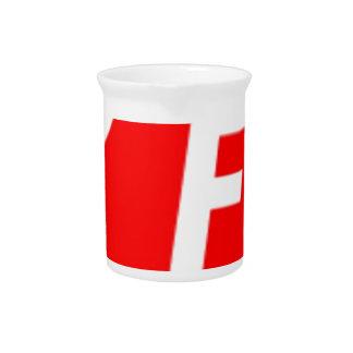 box logo pitcher