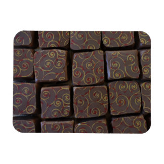 Box of Chocolates Chocolatier Bon Bon Foodie Sweet Magnet