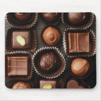 Box of Chocolates Mousepad for your computer