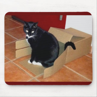 Box Time Lucy Mouse Pad